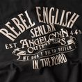 Senlak Rebel English Polo Shirt - Black
